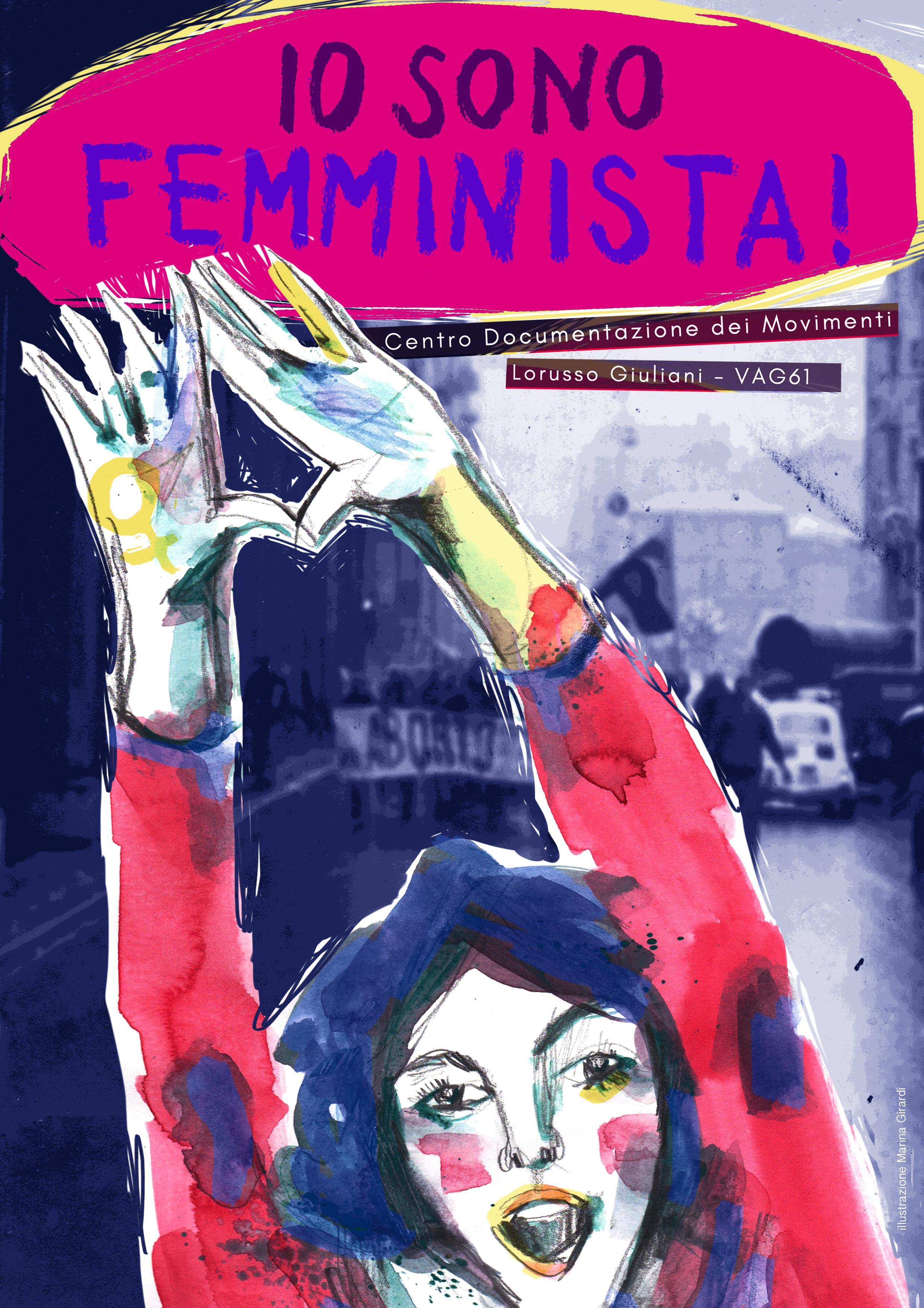 """22 ottobre: proiezione di """"Io sono femminista!"""""""